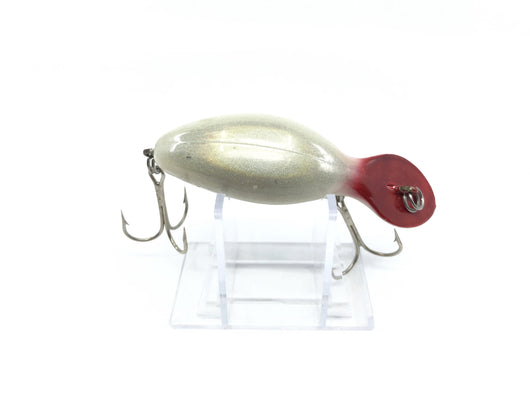 Heddon Magnum Tadpolly Red and White Color