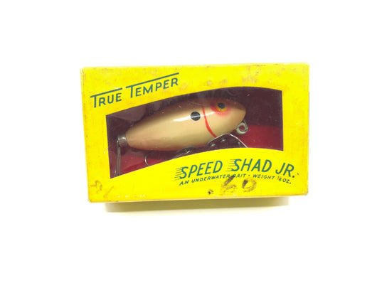 True Temper Speed Shad Jr. #93 Pearl Color with Box