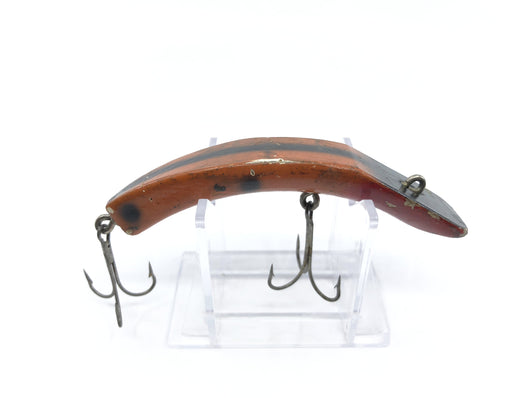 Creek Chub Shur-Strike Fast Fish Orange and Black Color