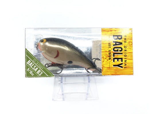 Bagley B3 Square Bill Tennessee Shad Orange Color BB3-TSO New in Box OLD STOCK2