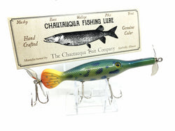 Chautauqua Custom Junior Gar in Spotted Gar Color