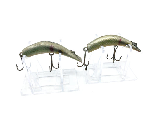 Lot of Two Lazy Ike's Shad Color