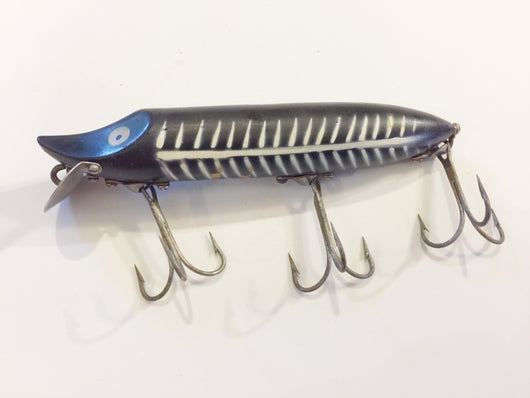 Heddon Vamp Spook Black Shore Color  Tough Lure to Find!