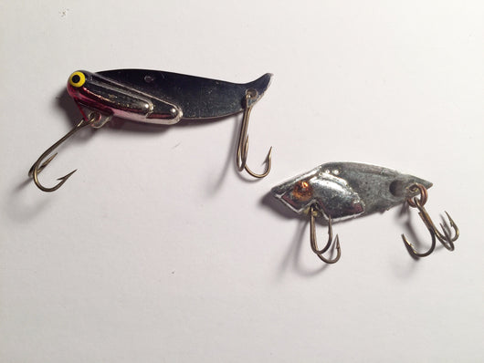 Two Sonar Type Lures
