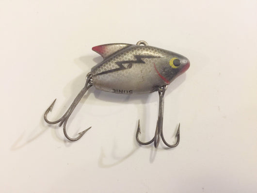 Heddon Sonic Silver Scale