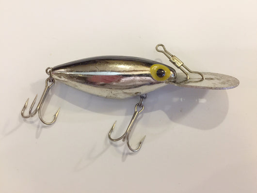 Storm Thin Fin Hot 'N Tot Silver 4 1/2