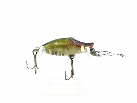 Heddon Tiny Go Deeper River Runt Perch Color D350L