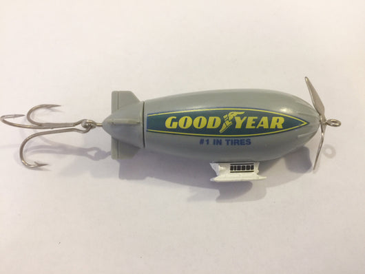 Goodyear Blimp Novelty Fishing Lure