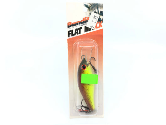 Bandit Flat Maxx Shallow Series FMS1A37 Pineapple Color New on Card