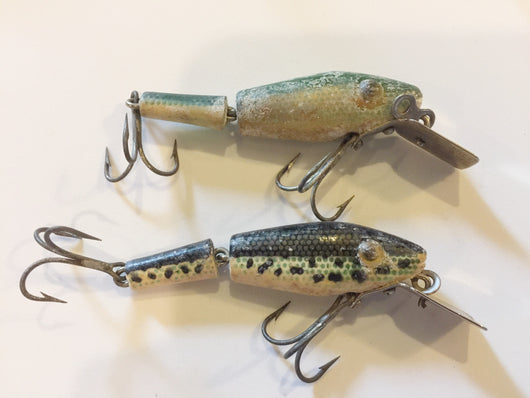 L&S Panfish Sinker Lures Lot of two