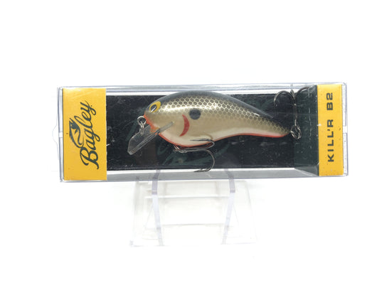 Bagley Square Bill KB2 Diving Kill'R B2 Shad Color KB2-SD New in Box OLD STOCK2