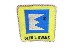 Glen L. Evans Fishing Patch