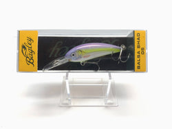 Bagley Balsa Shad 05 BS05-PSS Purple Sexy Shad Color New in Box OLD STOCK