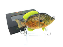Mother Nature Lure Swimbait Baby Sunfish Series Spotted Sunfish Color New in Box