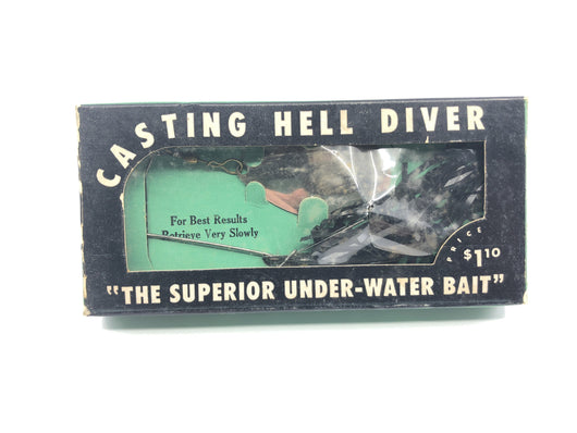 Houser Hell Diver in Box