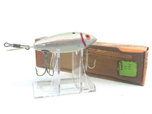 Bomber Rattler 540 Silver Shad with Box