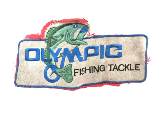 Olympic Fishing Tackle Large Patch