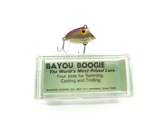 Vintage Whopper Stopper Bayou Boogie in Box