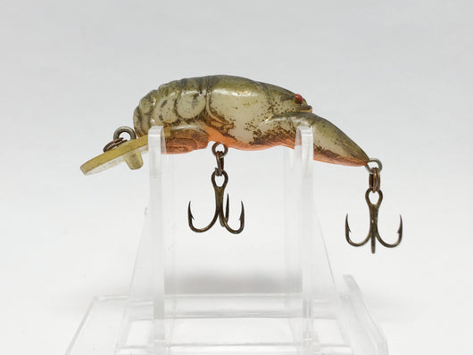 Rebel Crawfish Shallow Floater Lure