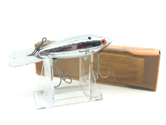 Bomber Rattler Silver with Box