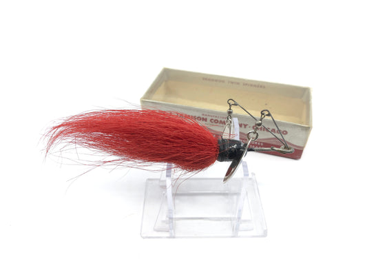 Jamison Shannon Vibra Sonic Twin Spin Lure with Box