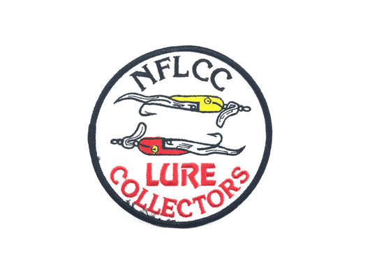 NFLCC Lure Collectors Al Foss Oriental Wiggler Patch
