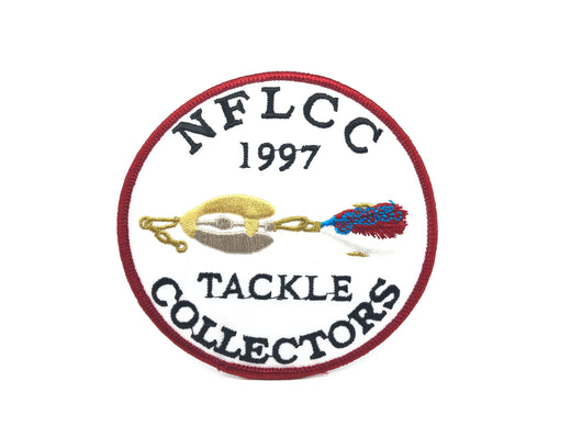 NFLCC Tackle Collectors 1997 Patch