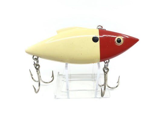 Musky Size Rat-L-Trap Red and White