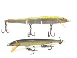 Rapala Warrior Floater Two Pack