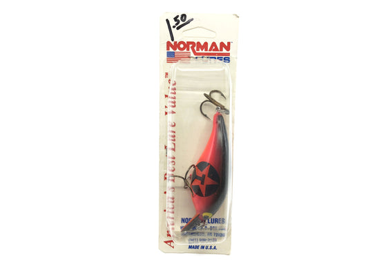 Bill Norman Texaco Oil Red Lure New on Card