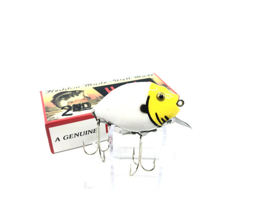 Heddon 9630 2nd Punkinseed X9630WYH White Yellow Head Color New in Box