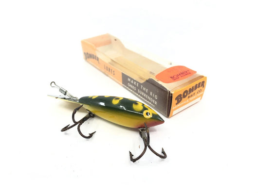 Bomber 600 HD Series 11# Frog Color with Box