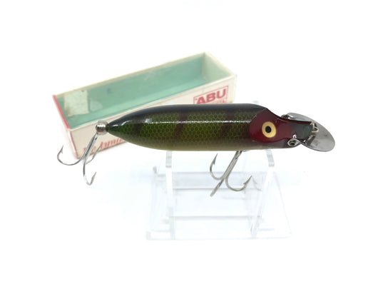 ABU Svangsta HI-LO Sweden Lure with Box Perch Color