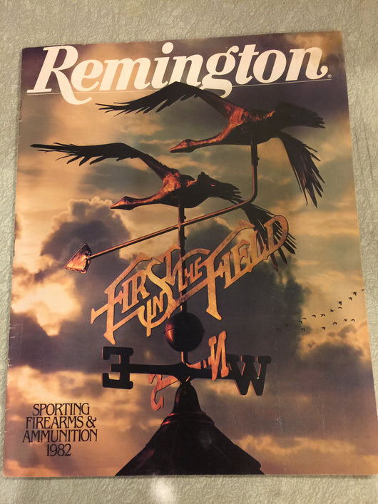 Remington 1982 Catalog