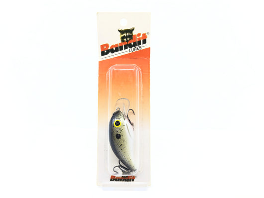 Bandit Series 100 1B34 Speckled Shad New Old Stock