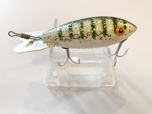 Bomber Vintage Wooden 515 Christmas Tree Color Lure