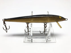Rapala Floating Minnow Black Back Gold Sides