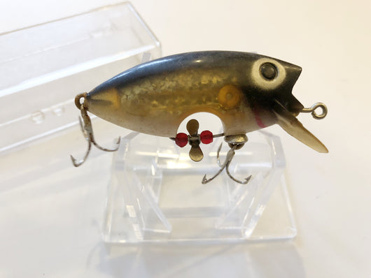 Poe's Loco Motion Lure in Shad color with Box