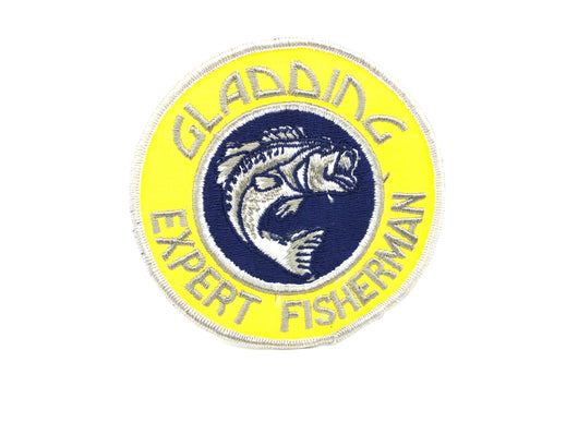 Gladding Expert Fisherman Patch