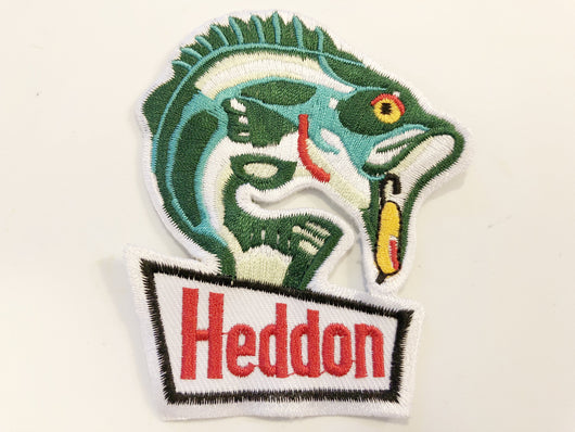 Heddon Jumping Bass Patch