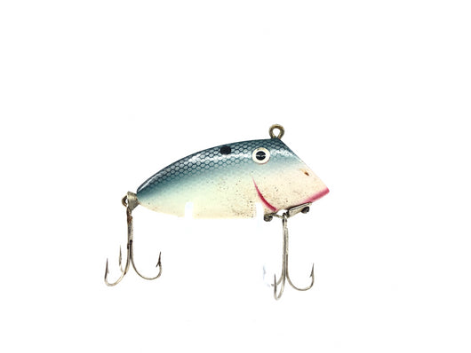 Bayou Boogie Lure Threadfin Shad Color