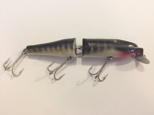 Creek Chub Jointed Pike Black Scale 2633