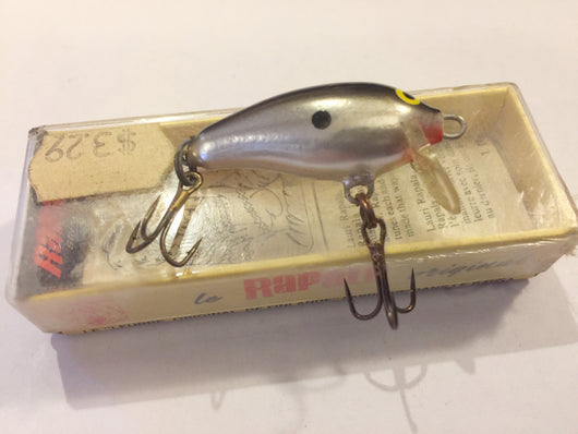 Rapala Mini Fat Rap Lure New in Box