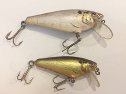 Bagley Shads Lot of Two Small Fry Series
