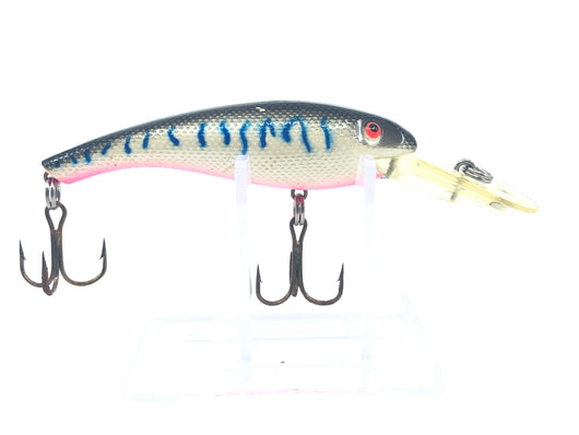 Cordell 7/10 Wally Diver Black Back Pink Belly