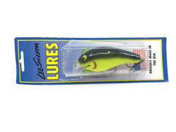"""SS MINNOW 3/"""" GREEN//SILVER 12 pk CAPT JOE/'S FISH ON LURES AMAZING ACTION LURE"""