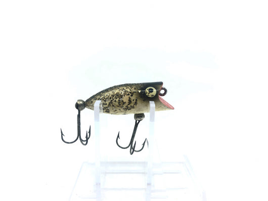 Heddon Tiny Lucky 13 Silver Flitter Shad Color
