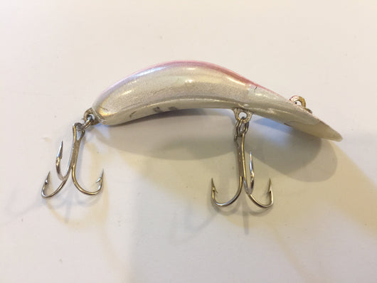 Heddon Tadpolly Clatter Pink White