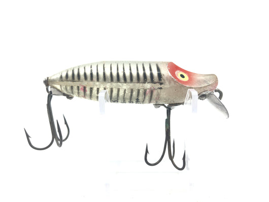 Heddon River Runt Spook Floater 9400 XRS Silver Shore Color