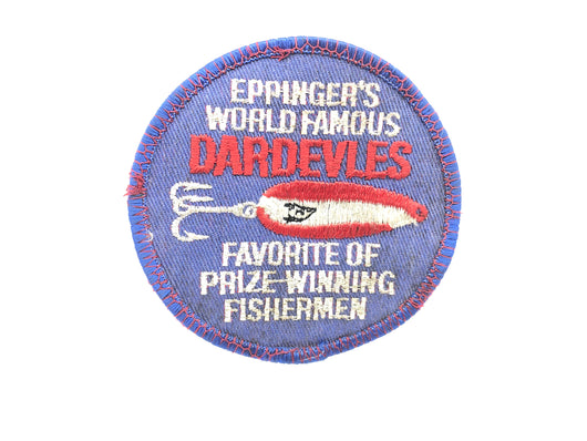 Eppinger's World Famous Dardevles Patch